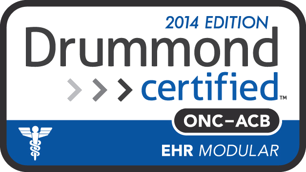 ClinicTracker EHR has Drummond 2014 Edition ONC-ACB EHR Modular Certification