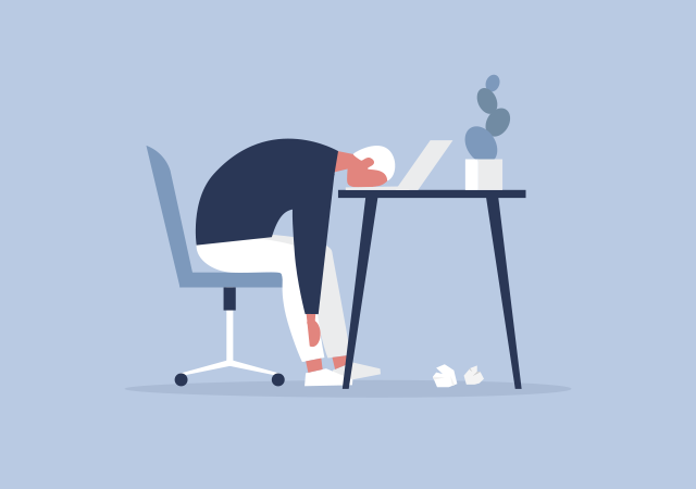 blog employee burnout telehealth therapy